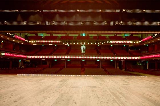 最後の歌舞伎座